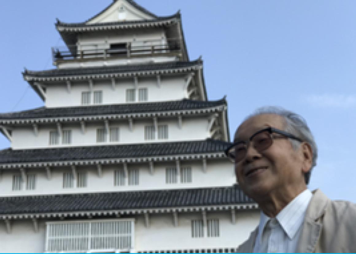 マニア必見!!島原の生き字引「松尾卓次」とめぐる島原城本丸400年ガイド