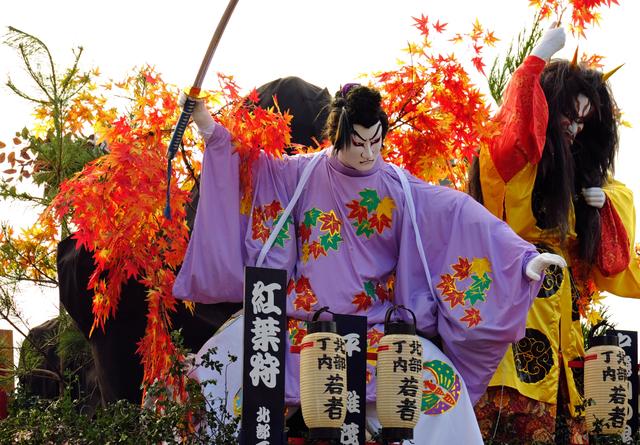 秋田県「角館祭り」とは?重要無...