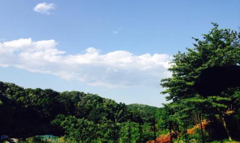 町田の風景