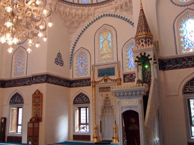 代々木上原のトルコ文化センター