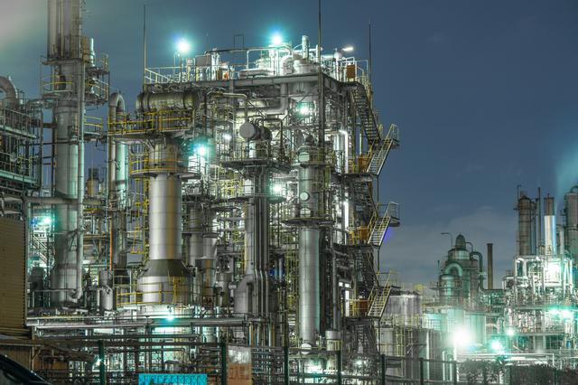 工場夜景を鑑賞したい人へ。工場...