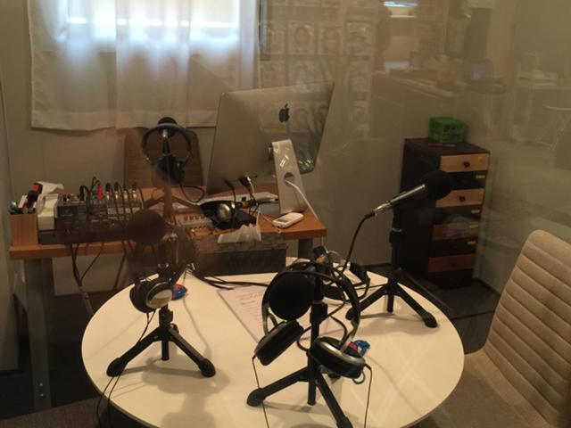 ラジオ収録体験