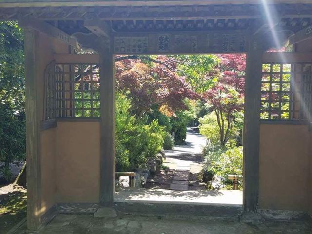 奥鎌倉の風景