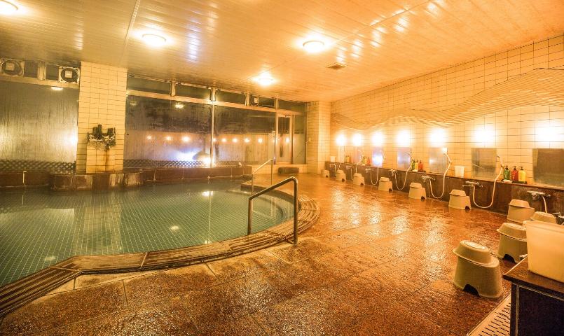 温泉浴場のイメージ
